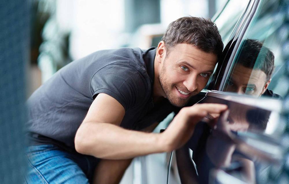 Осмотр машины при продаже