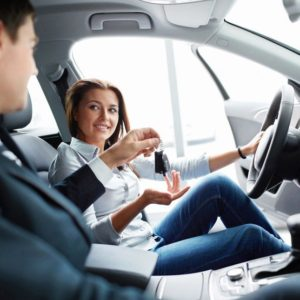 Передача ключей от машины