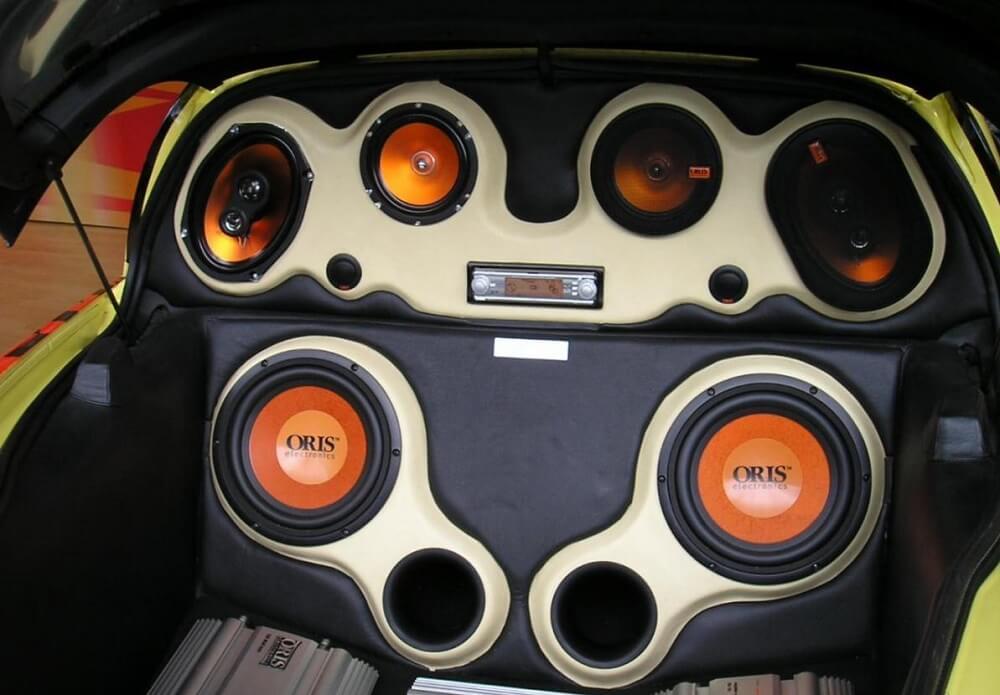 Подключенная аудио система
