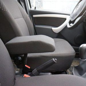 Подлокотник в автомобиле