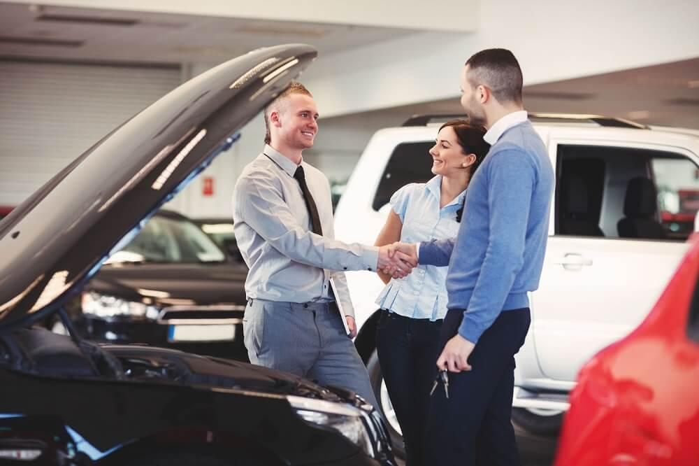Покупка первого авто