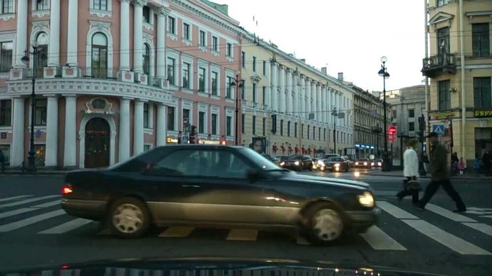 Изображение - Как правильно разворачиваться на дороге razvorot-na-peshihode