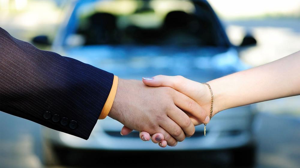 Рукопожатие сделка продажи