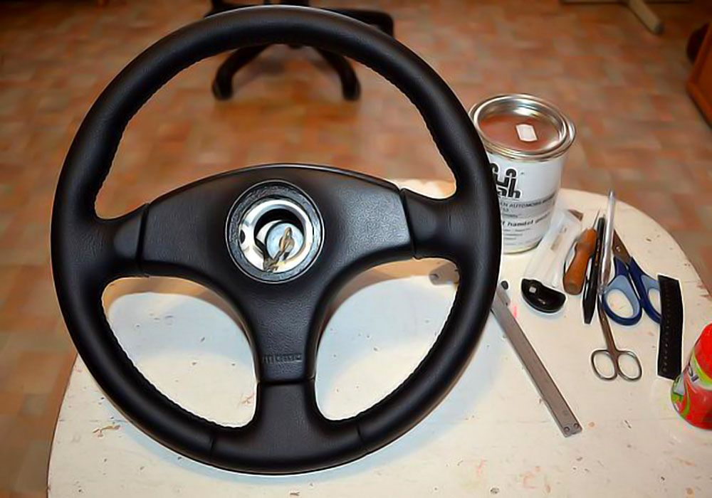 Руль и материалы