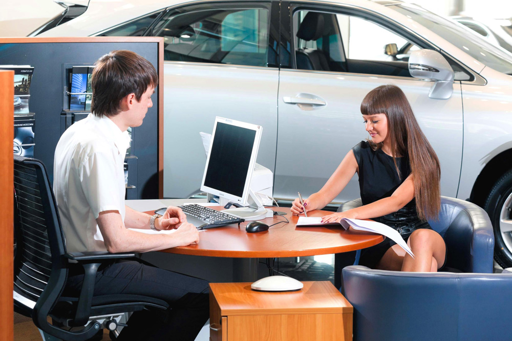 Сделка продажи автомобиля