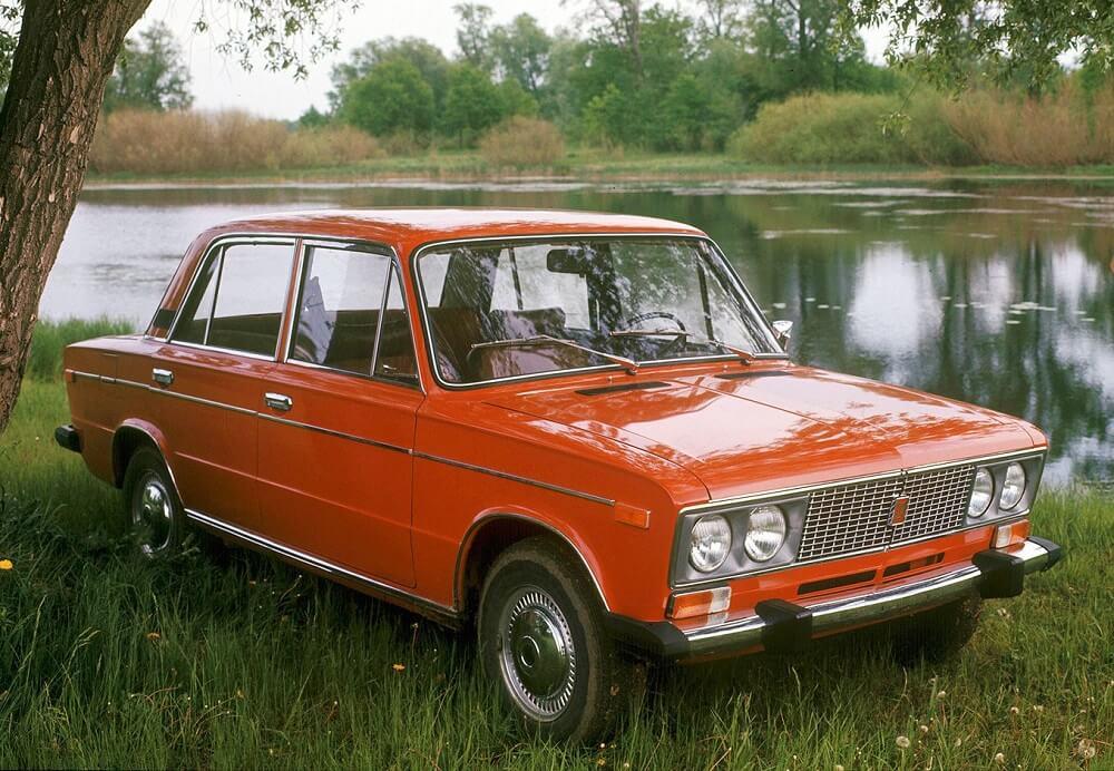 Советская классика ВАЗ 2106