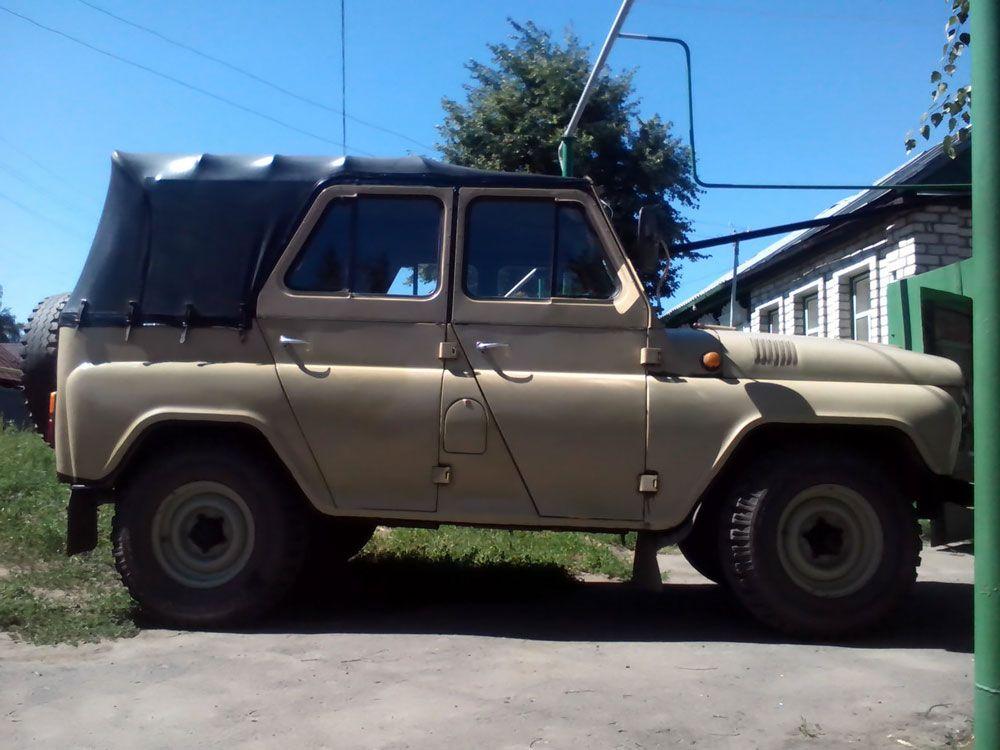 УАЗ-3151