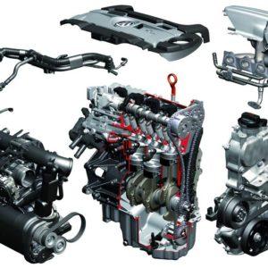 Устройство двигателя MPI
