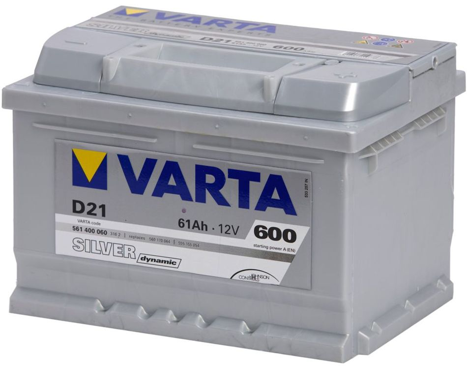 Varta Silver Dynamic