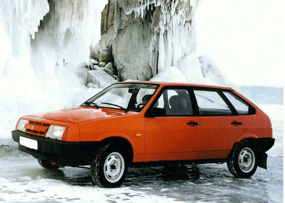 ВАЗ 2109 с конвейера