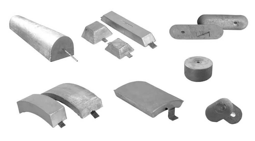 Защитные электроды-протекторы