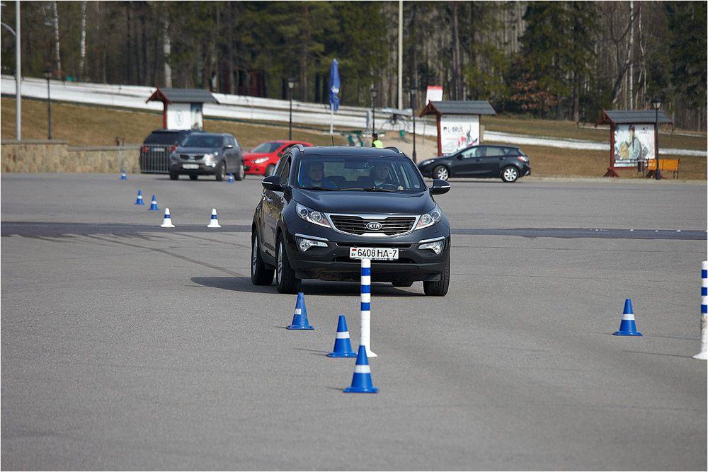 Обучение экстремальному вождению