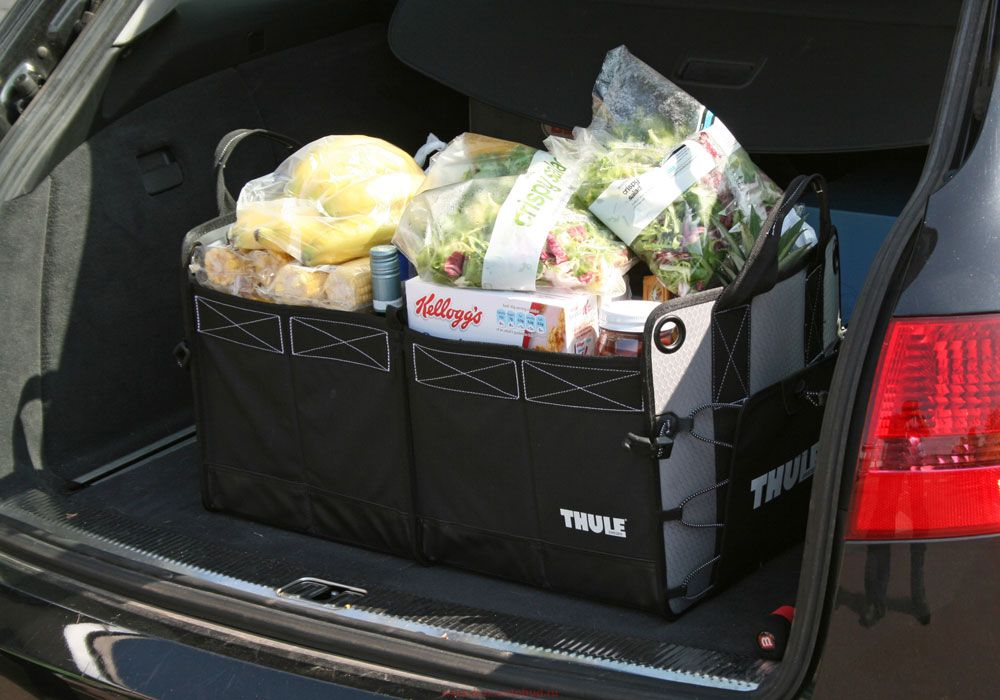 Сумка-органайзер для багажника