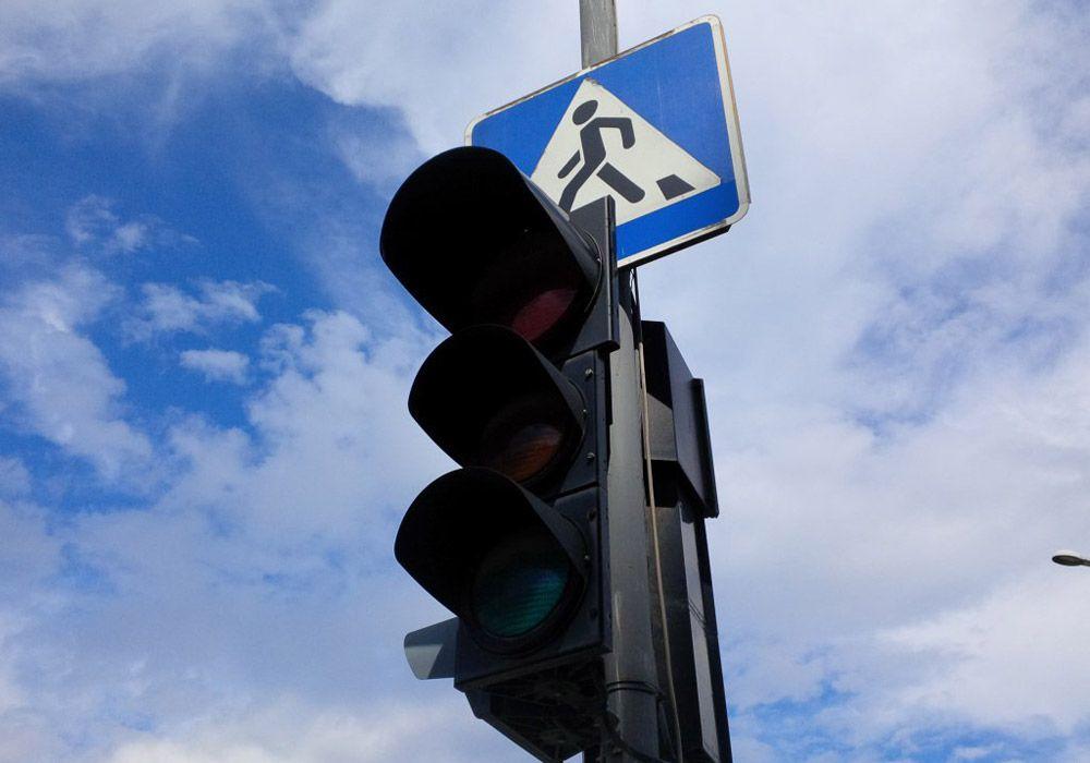 Светофор не работает