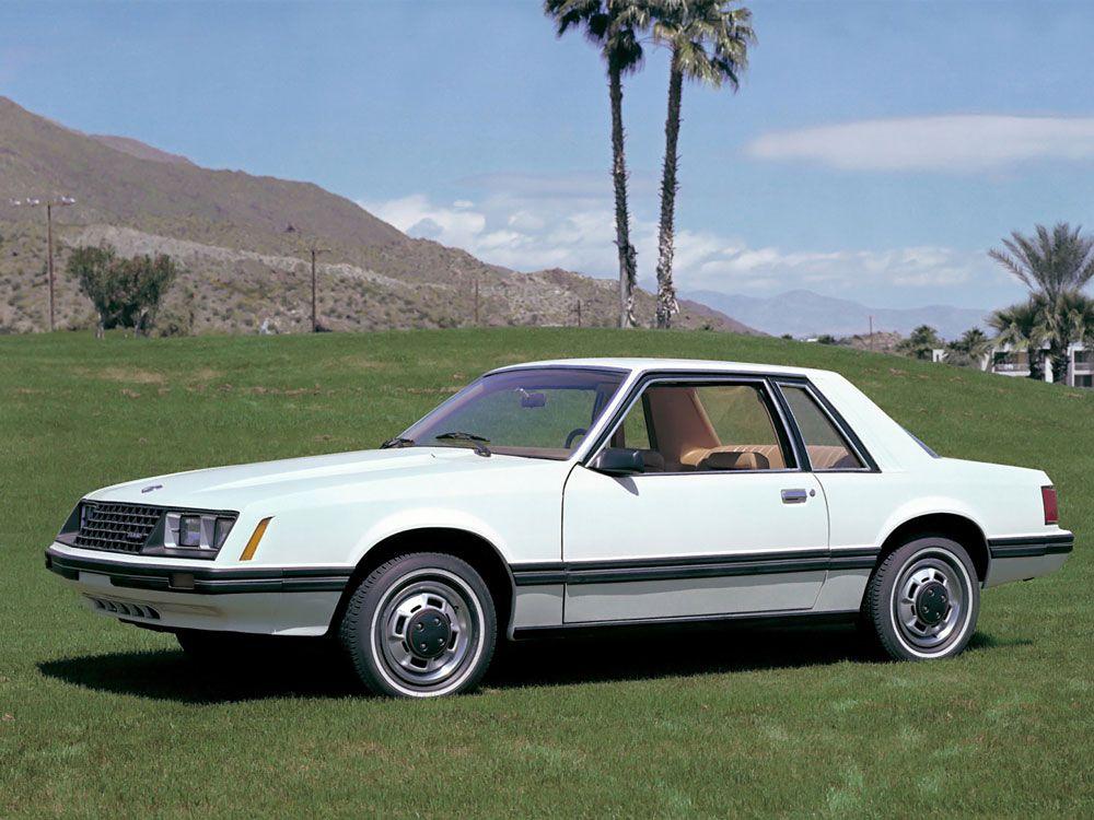 Mustang III 1978 года