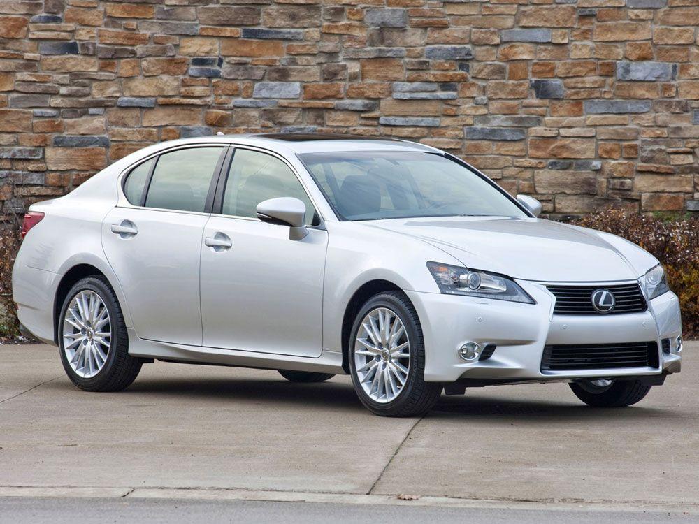 Lexus GS AWD
