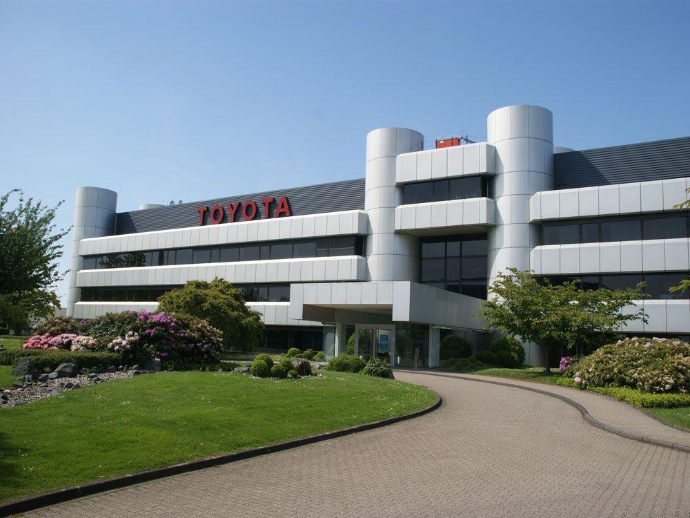 Компания Тойота