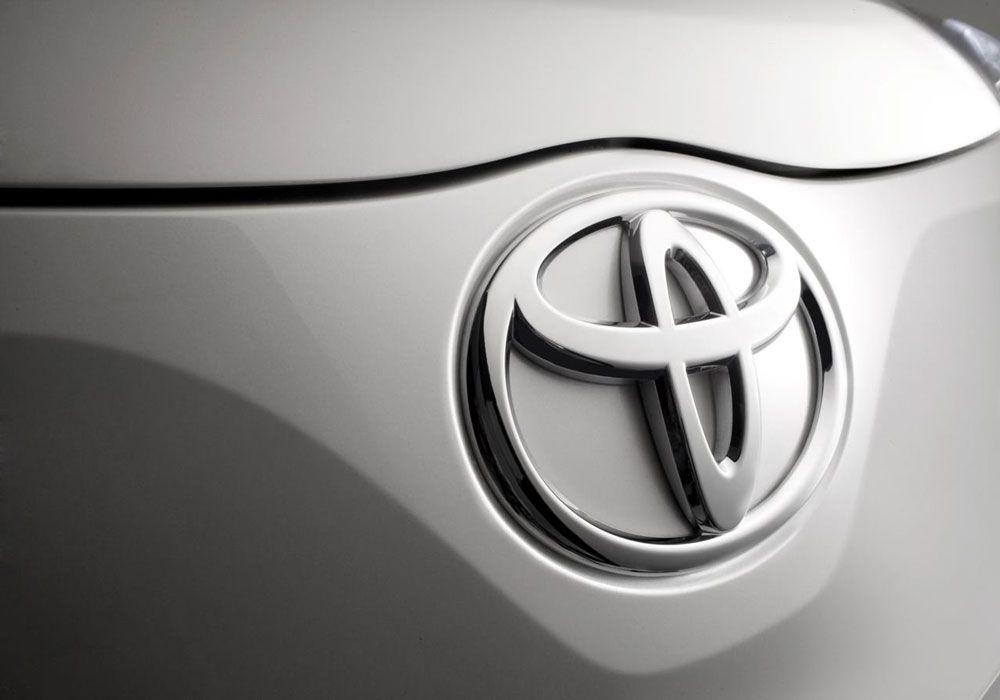 Логотип компании Тойота
