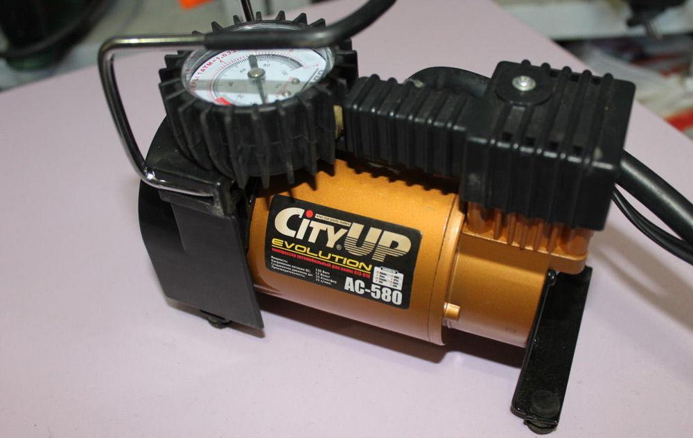 Автомобильный компрессор CityUP