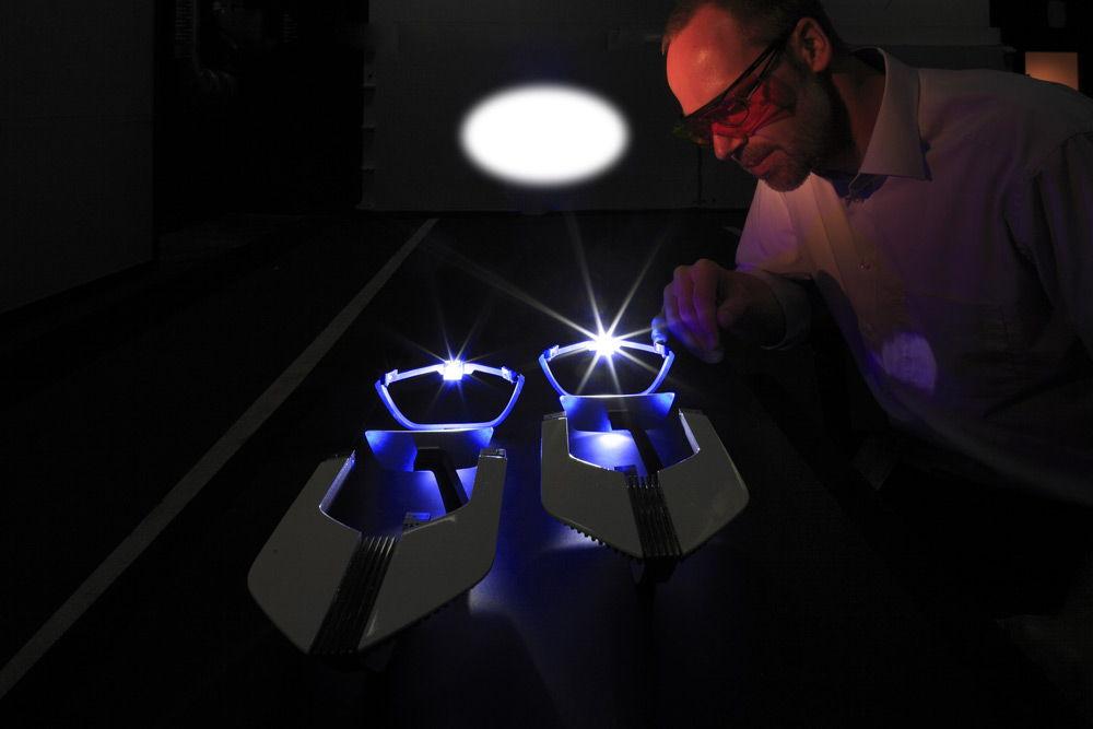 Автомобильные лазерные фары