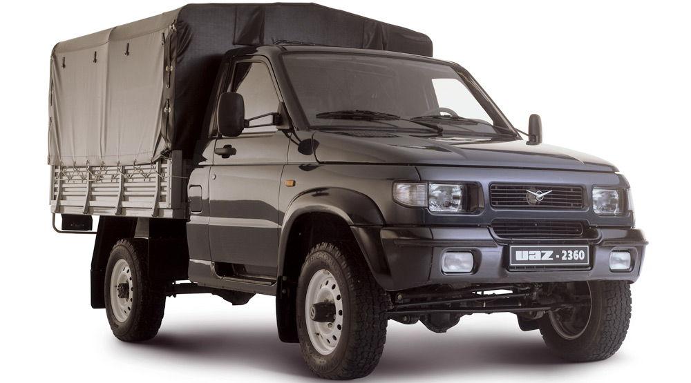 Автомобиль УАЗ Карго 2360