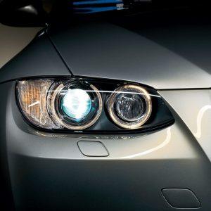 Автомобильные фары BMW