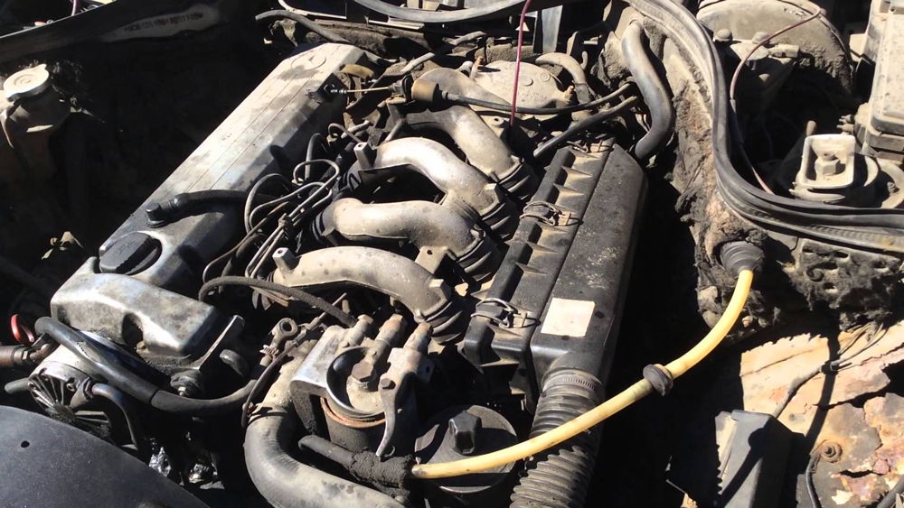 Mercedes OM602