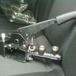 Ручной тормоз от ВАЗ-21099