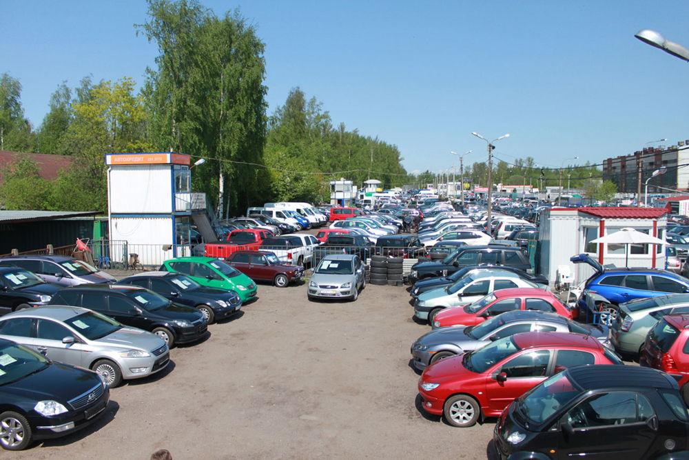 Рынок поддержанных автомобилей