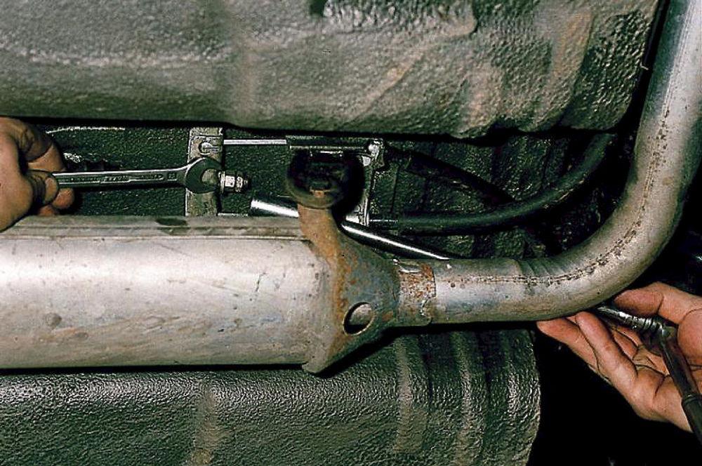 Ручной тормоз ваз 2110