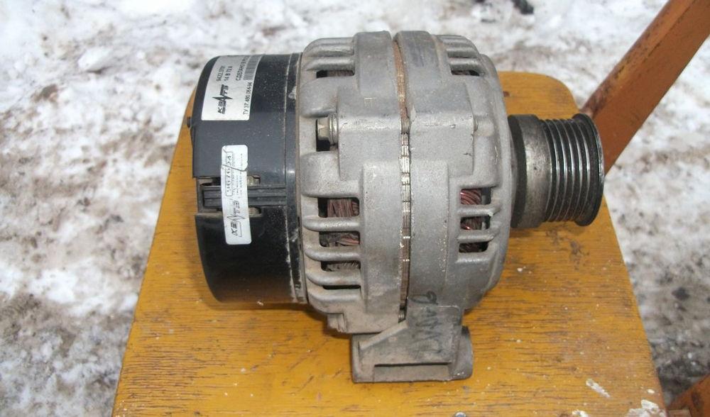 Как проверить и заменить щетки генератора и регулятора напряжения автомобиля Газель
