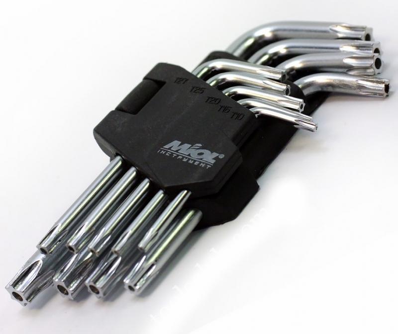 Набор ключей TORX