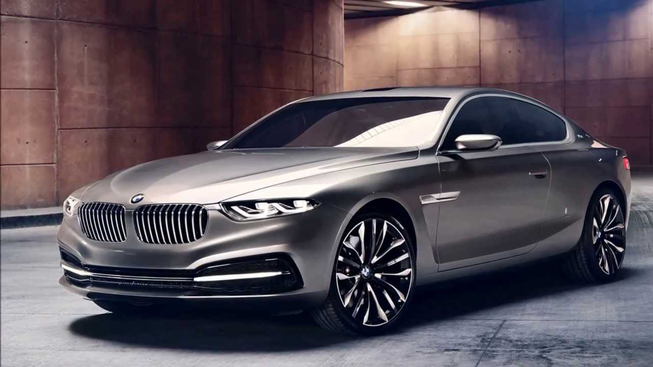 BMW 8 Series novaya