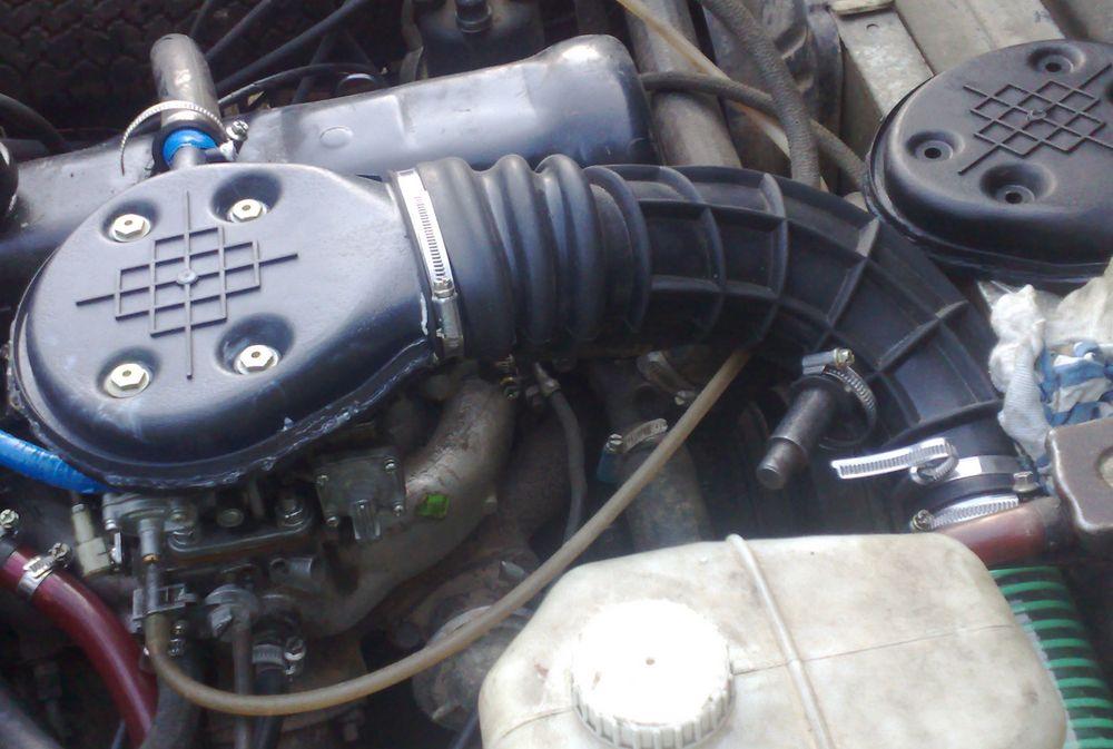 Нива с карбюраторным двигателем
