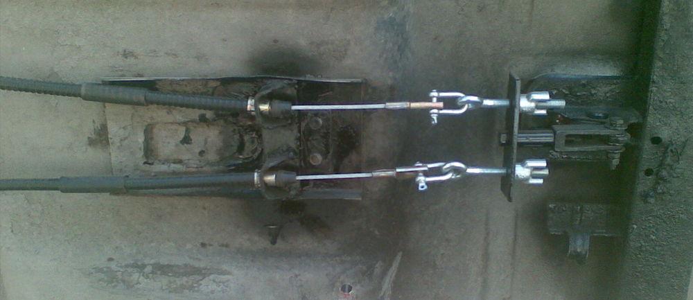 Тросики ручника ВАЗ-2109
