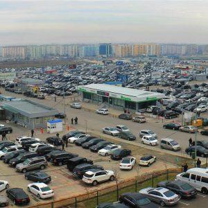 Продажи автомобилей 2017