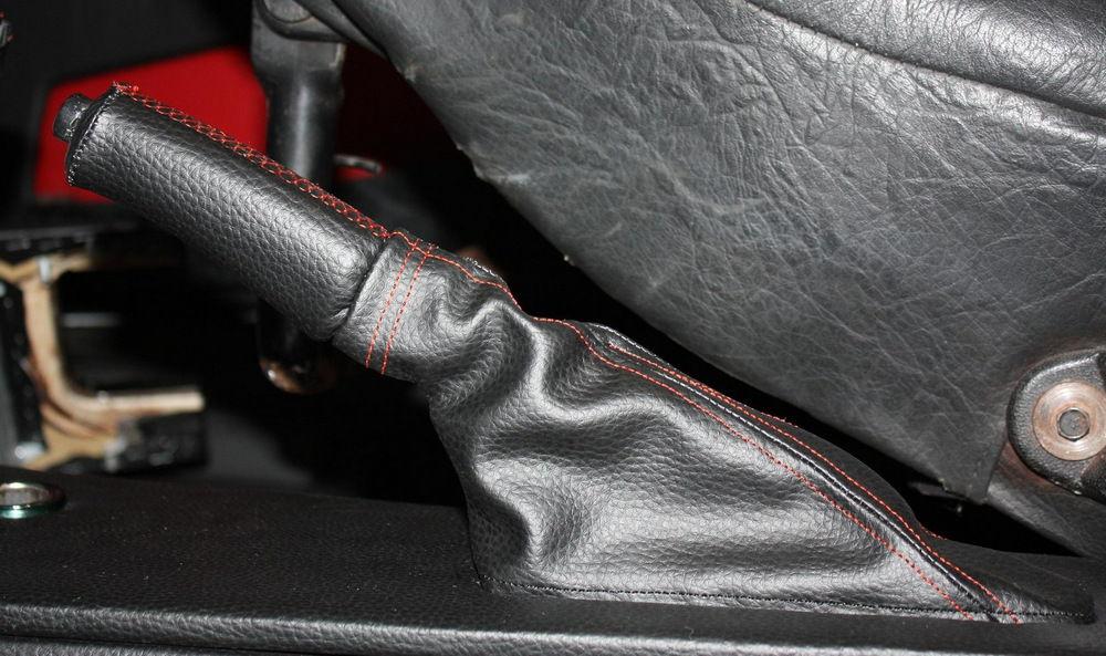 Ручной тормоз на ВАЗ-2108