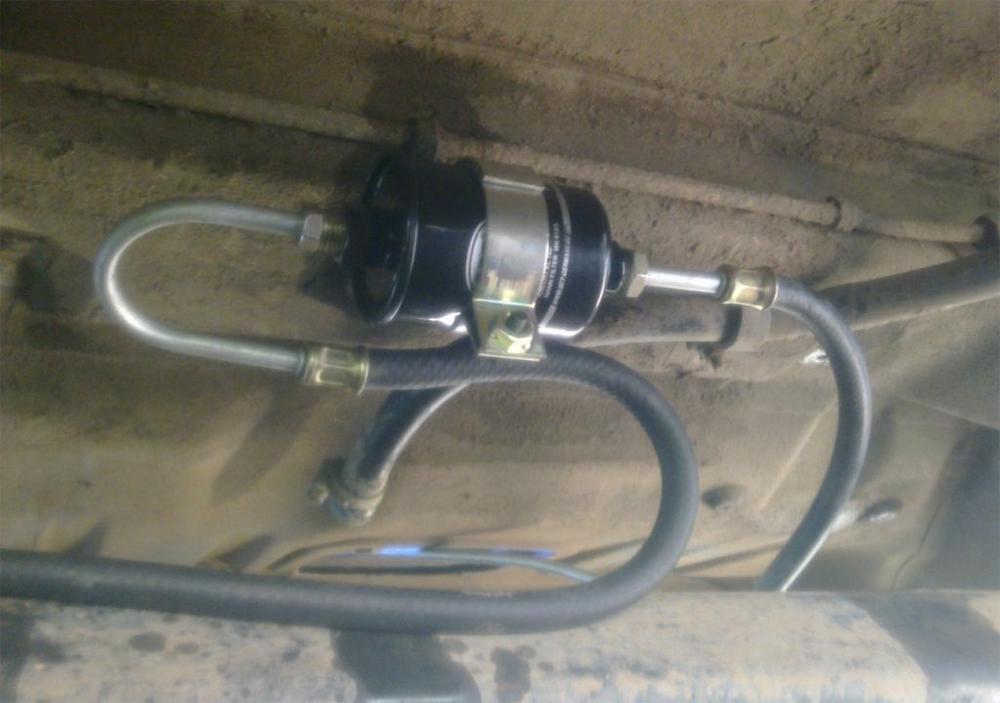 Топливный фильтр ВАЗ-2109