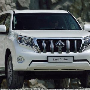 Toyota Land-Cruiser Prado
