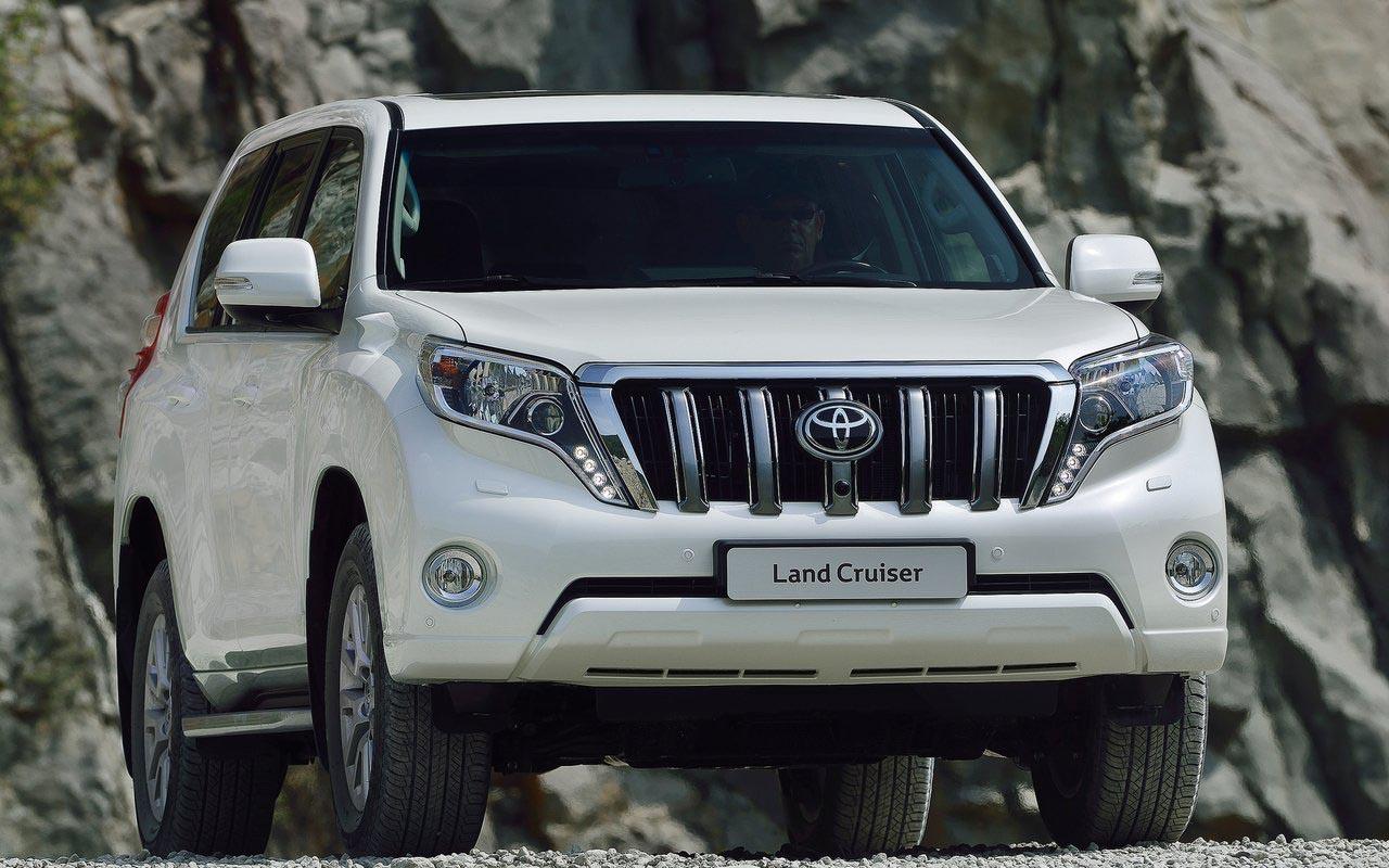 Toyota Land-Cruiser Prado