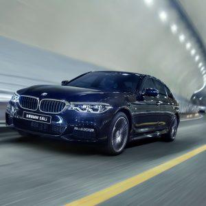 BMW 5 Li