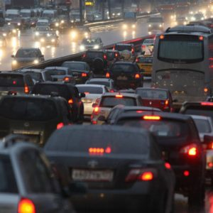 Российский автопарк