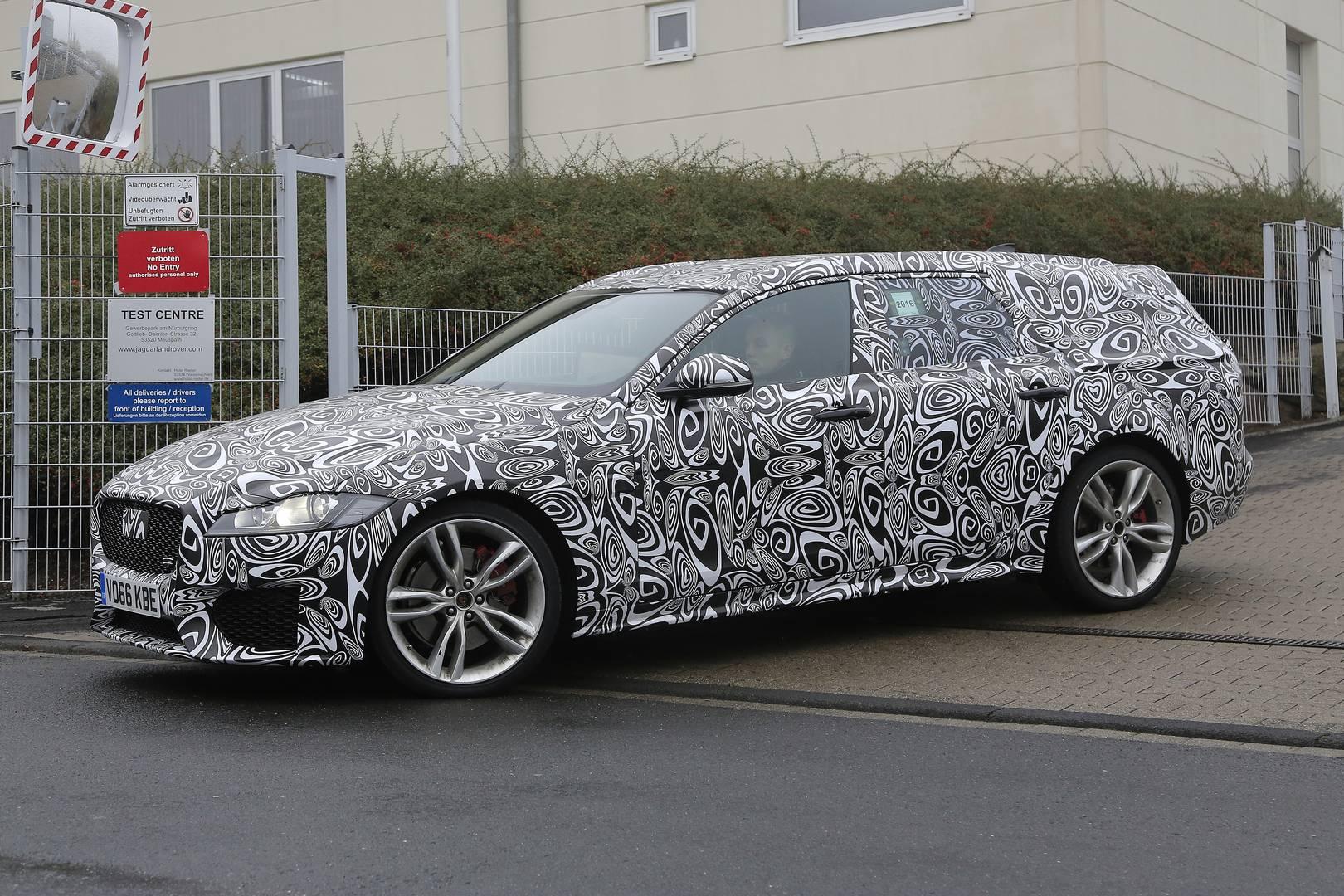 Jaguar FX Sportbrake