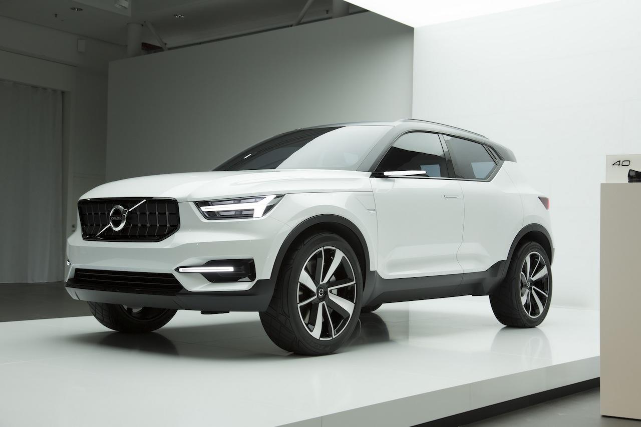Volvo 40.1