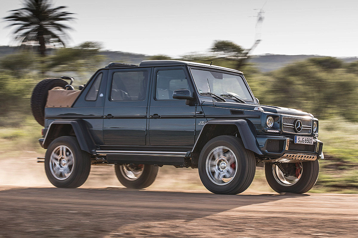 Mercedes Maybach G