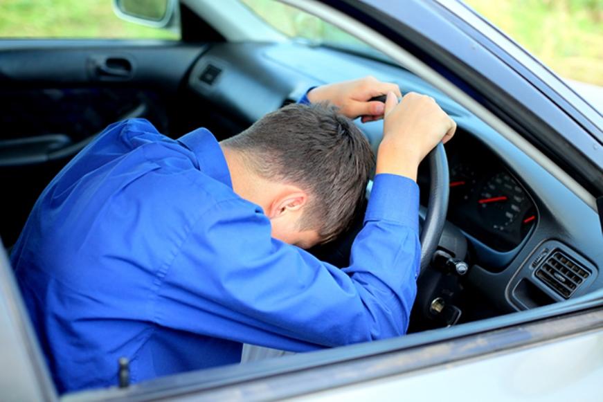 Вождение автомобиля без водительских прав