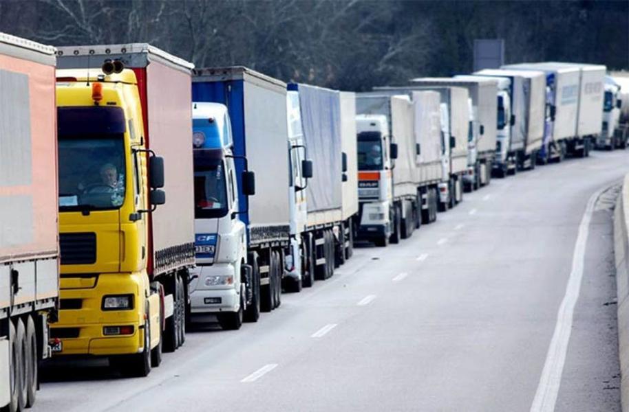 Запрет на передвижение большегрузов