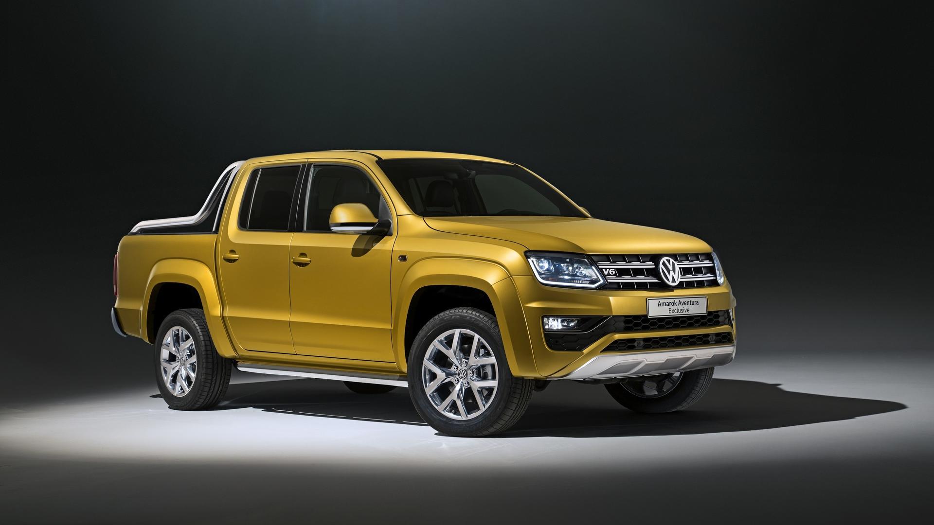 Volkswagen Amarok Aventura Exclusive