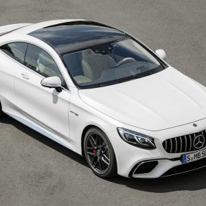 Mercedes-Benz S-Class Coupe Cabriolet 2018