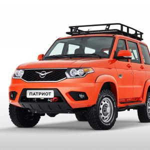 UAZ Patriot expeditionnaya